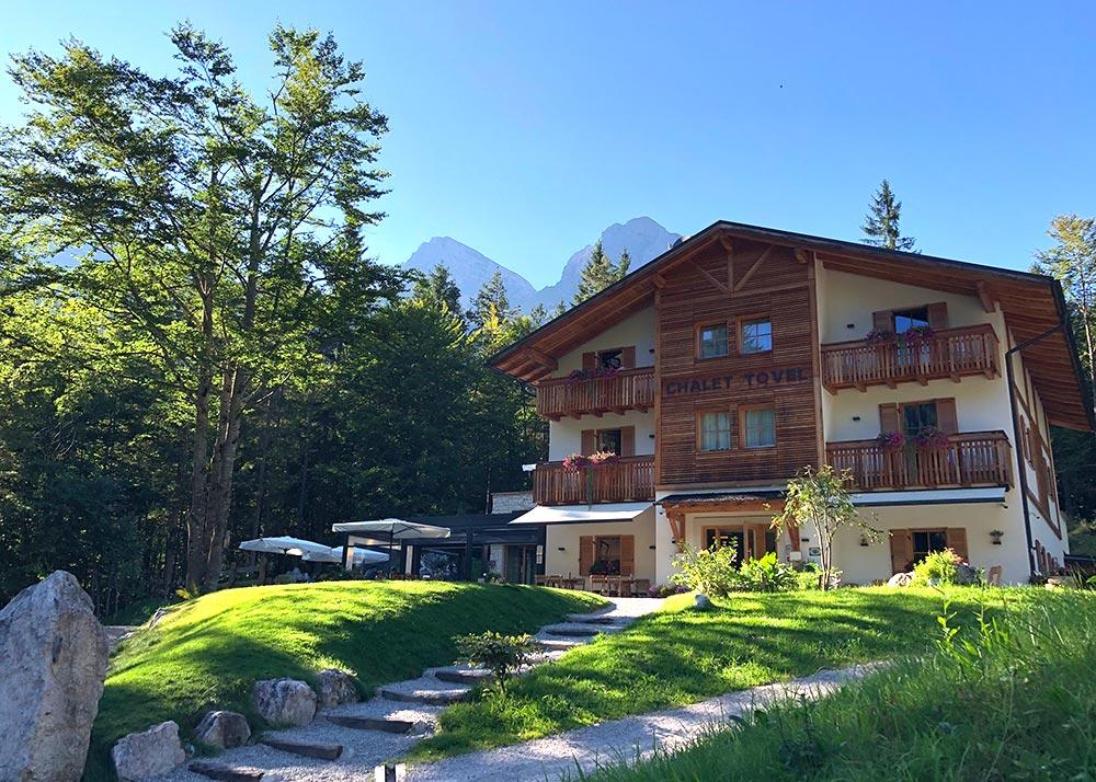 Chalet Tovel Val di Non - Trentino